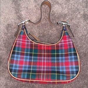 Plaid Coach Purse